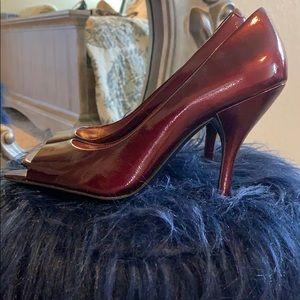 BCBG Red Heels